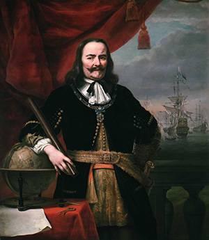 Морское соперничество Англии и Голландии. Третья война. Сражение при Текселе