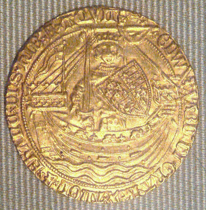 Исчезнувшее золото ордена тамплиеров