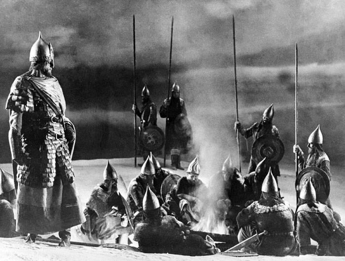 Английский историк Филлис Джестайс о «Ледовом побоище» с замечаниями и комментариями.