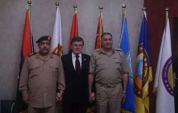 Матузов: США проталкивают в ливийское правительство террористов