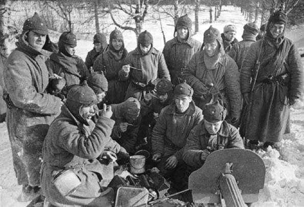 Причины поражения Красной Армии в начальный период войны (краткий обзор). Часть 3