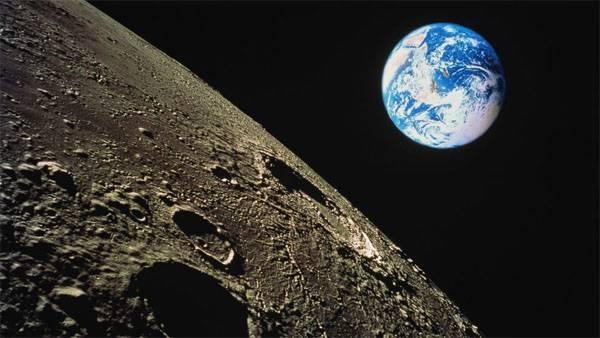 """О планах """"Роскосмоса"""" по созданию обитаемой """"лунной базы"""""""