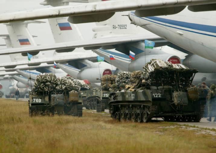 Ходжес: проводимые в РФ внезапные проверки войск и удивляют, и пугают