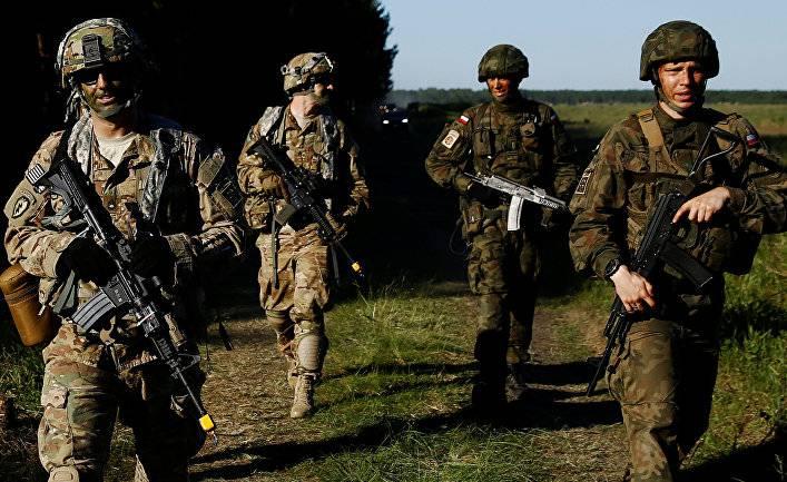 НАТО обвиняют в разжигании войны (Dagbladet, Норвегия)