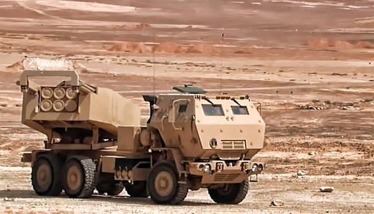 Турция на границе с Сирией размещает американские системы HIMARS оперативно-тактического назначения