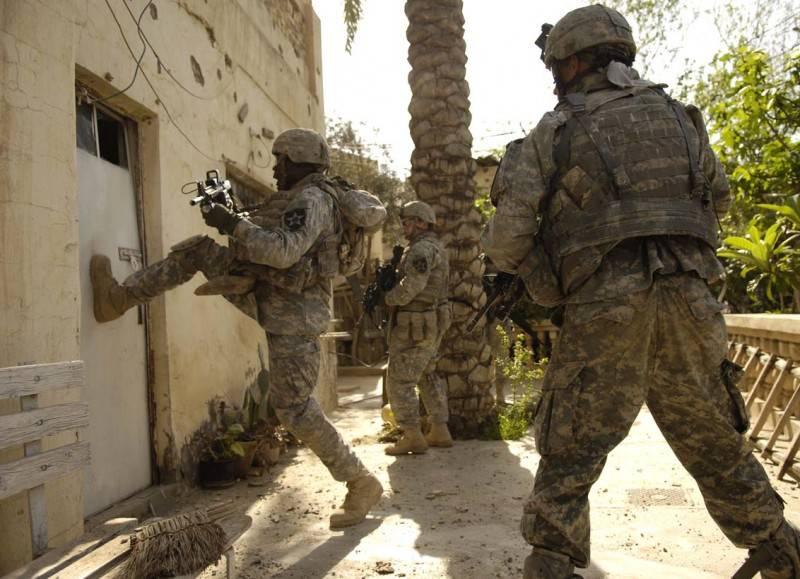 Британская пресса рассказала о тяжёлых ранениях американских солдат в Сирии