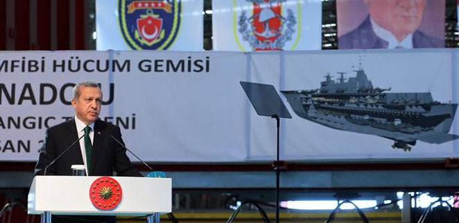 Эрдоган решил поговорить с ЕС на языке ультиматумов