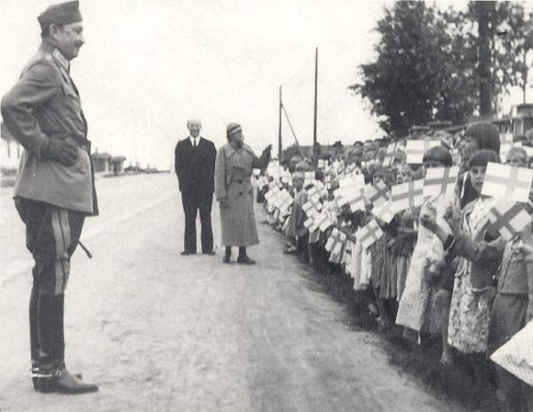Как Финляндия «не нападала» на Советский Союз
