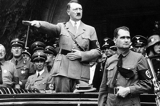 Гитлер был лишь инструментом в деле сокрушения СССР