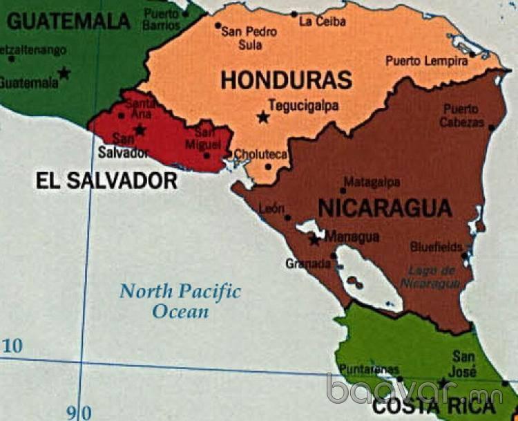 СМИ: Под видом станции ГЛОНАСС Россия строит в Никарагуа шпионскую базу