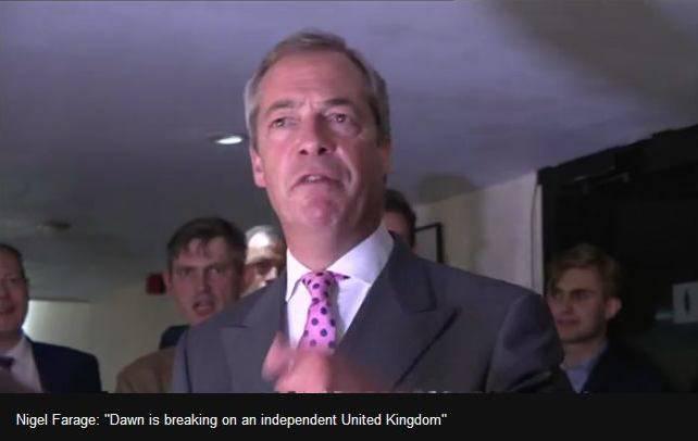 На референдуме в Британии победил… Путин