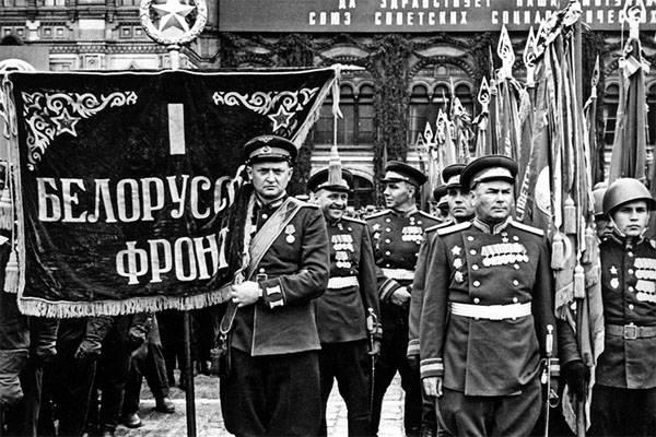 24 июня - день Парада Победы на Красной площади