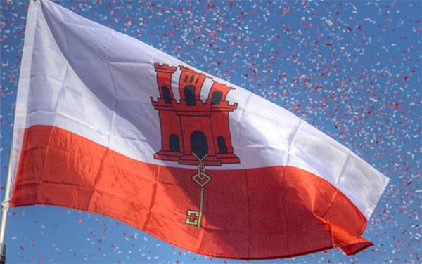 """Мадрид в связи с """"Brexit"""" готов предъявить претензии Лондону по поводу принадлежности Гибралтара"""
