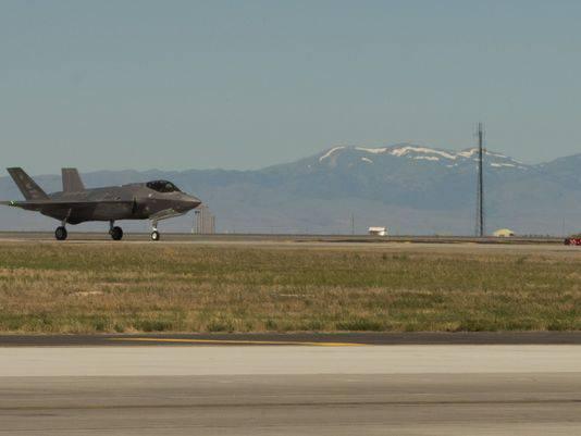 Новые данные о недоработках на F-35. Теперь и отказывающее программное обеспечение