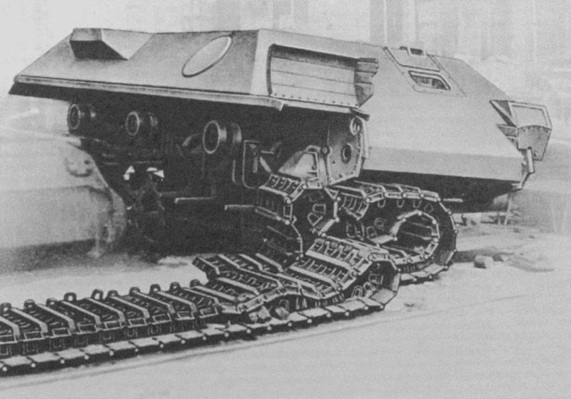 Проект среднего танка VK 3002(DB), Германия