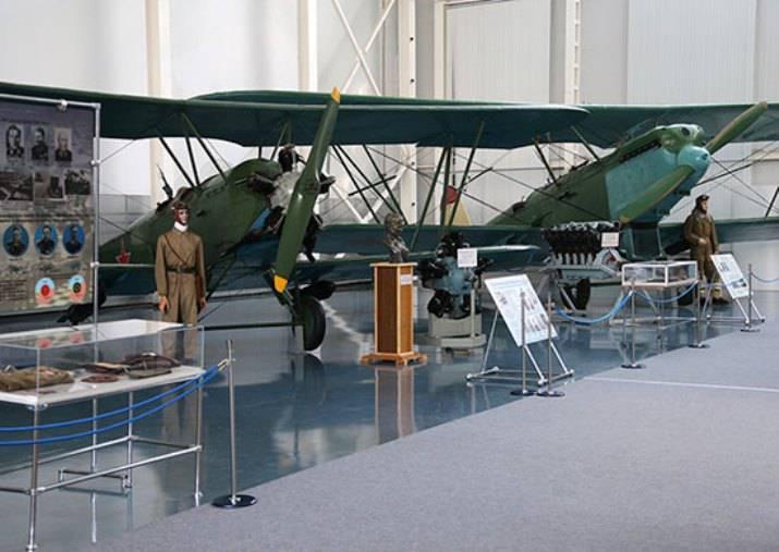 Исторические экспонаты музея ВВС РФ будут восстановлены