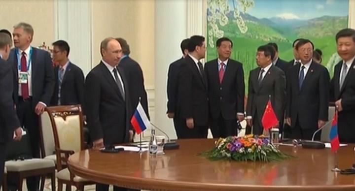 Шанхайская организация сотрудничества идёт по пути, предложенному Россией