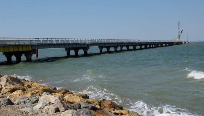 Крымские власти сообщили о попытке диверсии в Керченском проливе