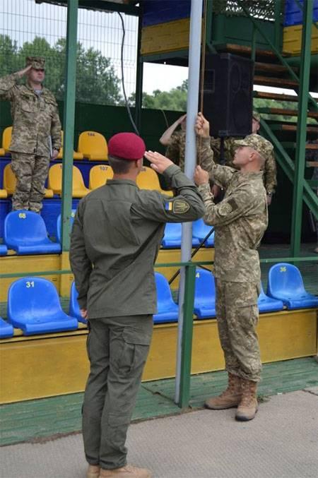 """На западе Украины стартовали военные учения """"Rapid Trident-2016"""" с участием американского, турецкого и других иностранных военных контингентов"""