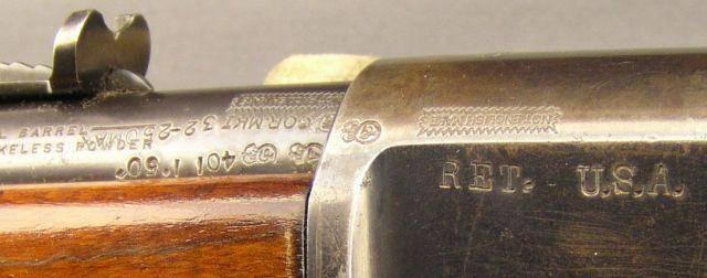 Самозарядная винтовка Winchester Model 1910 (США)
