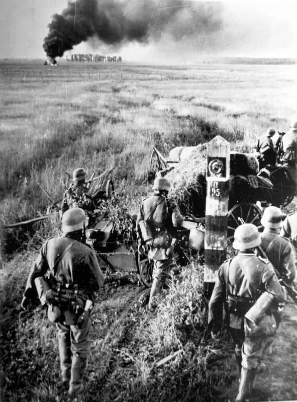 План «Фриц» и разработки Лоссберга. Порочность и авантюризм принципов плана войны против СССР