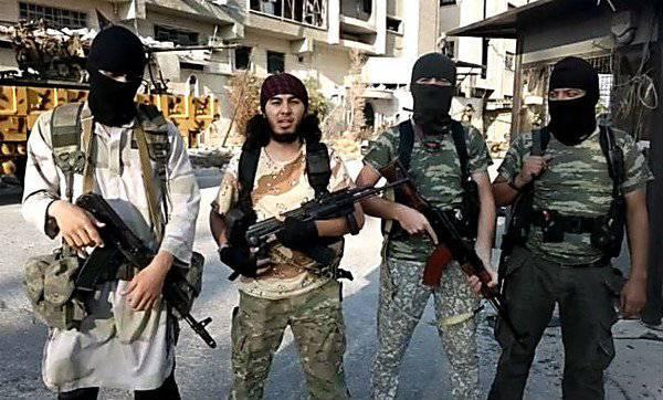 """СМИ: """"Умеренные повстанцы"""" на севере Сирии получили ракеты """"земля-воздух"""""""