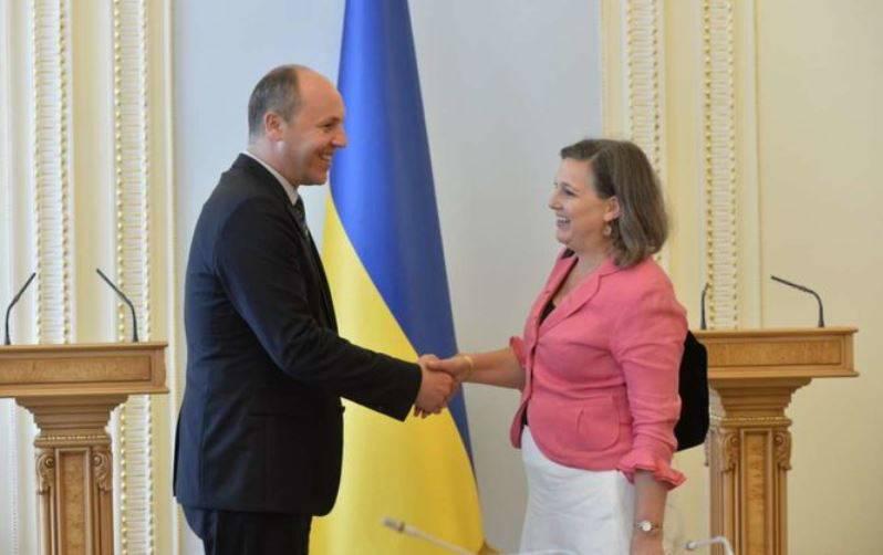МИД РФ: Киев дал понять американским кураторам, что не хочет их слушаться
