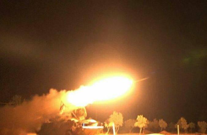 СМИ: в Сирии «умеренные оппозиционеры» атаковали правительственные вертолёты с помощью ЗРК «Оса»