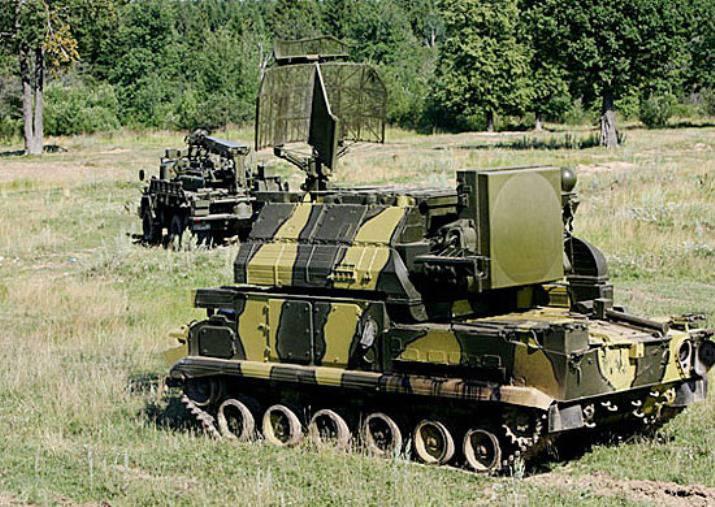 Расчёты ПВО из Бурятии провели в Астраханской области боевые стрельбы из ЗРК «Тор-М2У»