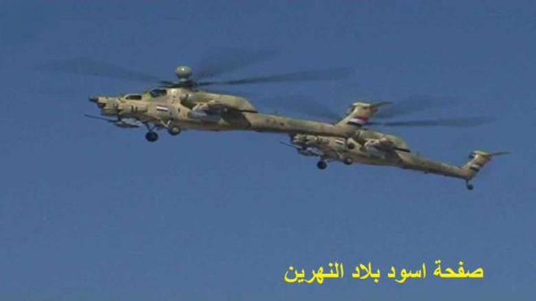 В Ирак поступила очередная партия российских Ми-28НЭ