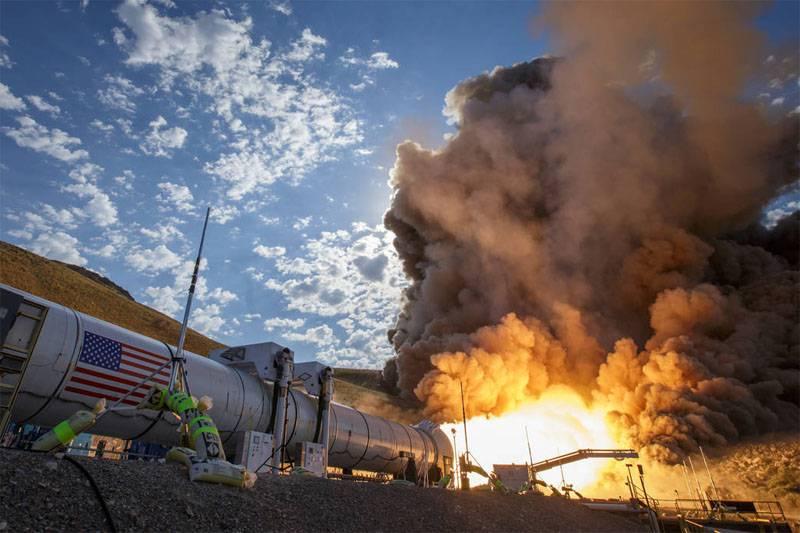 NASA проводит испытания силовой установки для полётов на Марс