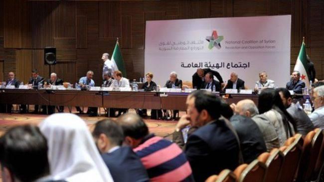 """Сирийская """"оппозиция"""" призывает ЕС ввести против России санкции за действия в Сирии"""