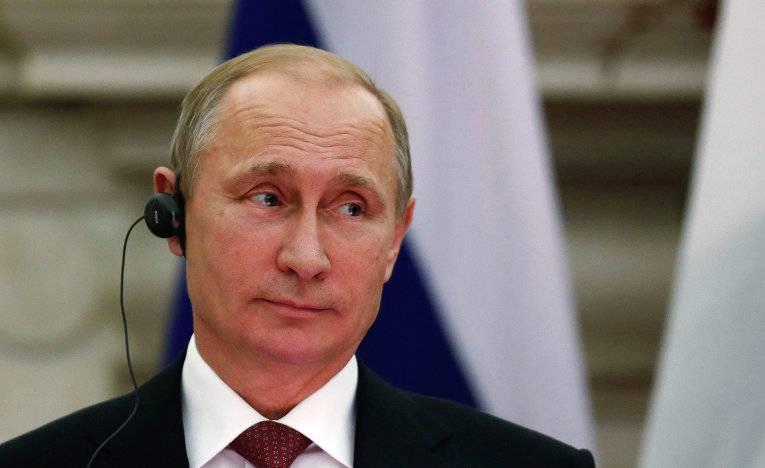Игра вокруг Донбасса и вредный мистер Путин