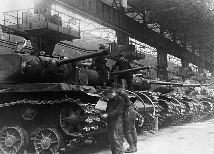 Война моторов: оружие Красной армии перед началом Великой Отечественной войны