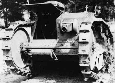 Баллада о танке М3 «Ли/Грант». История создания (часть первая)