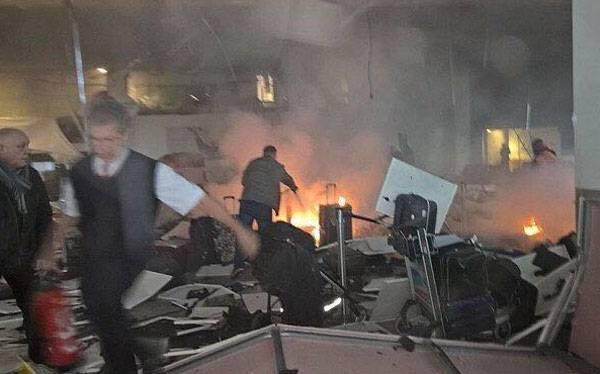 Анкара: К совершению теракта в Стамбуле причастны выходцы из России, Узбекистана и Киргизии
