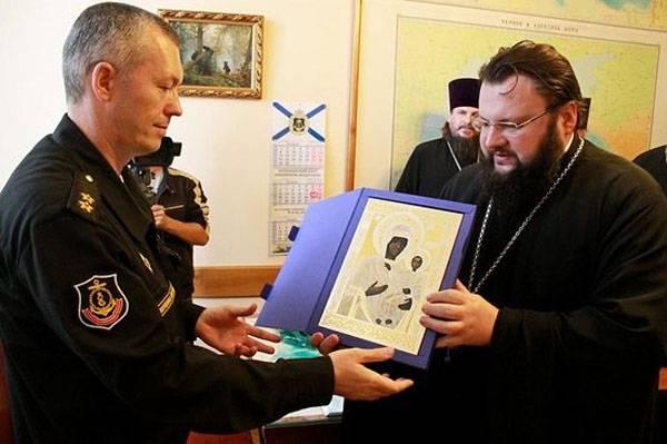 Врио командующего Балтийским флотом назначен вице-адмирал Александр Носатов