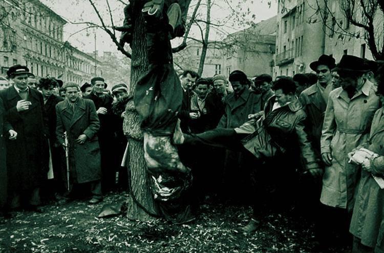 Венгрия: кровавая осень 56-го