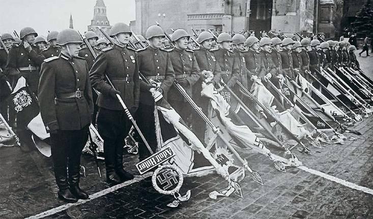 Секреты Парада Победы