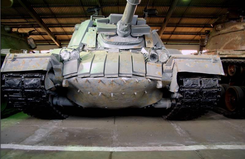История израильского танка «Магах-3» в Кубинке