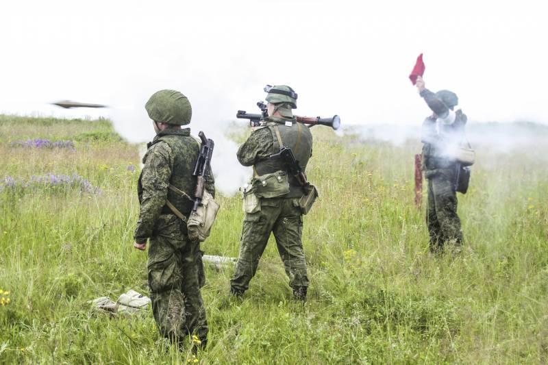 О должном обучении военному делу