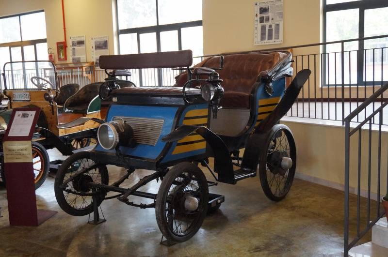 Museo storico della motorizzazione militare