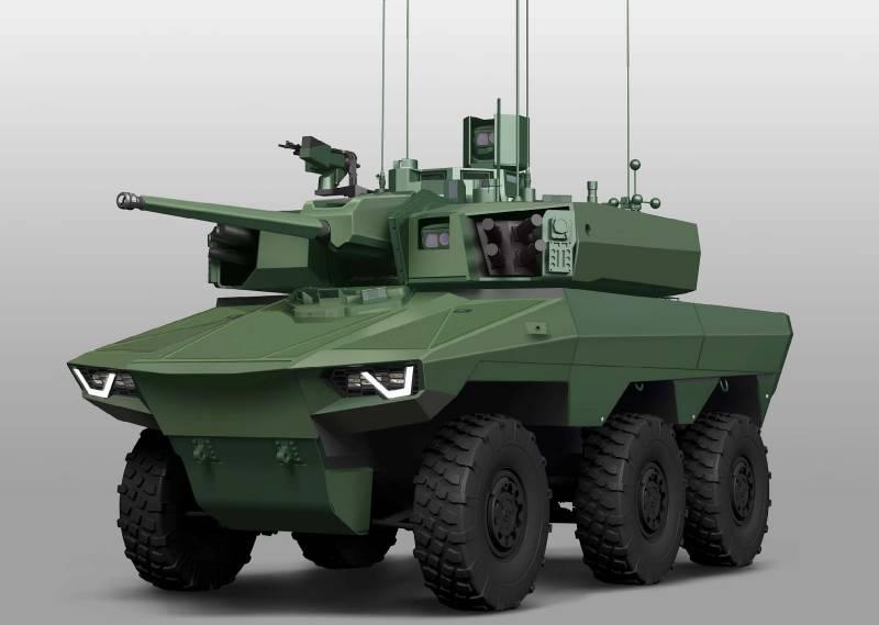 Проект модернизации армии Scorpion (Франция)