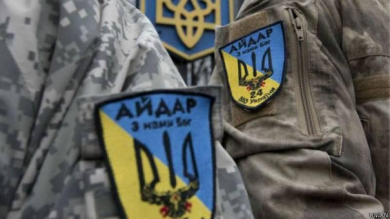 ДНР: подразделения ВСУ ведут огонь по позициям нацбатов, пытаясь выдавить их из Донбасса
