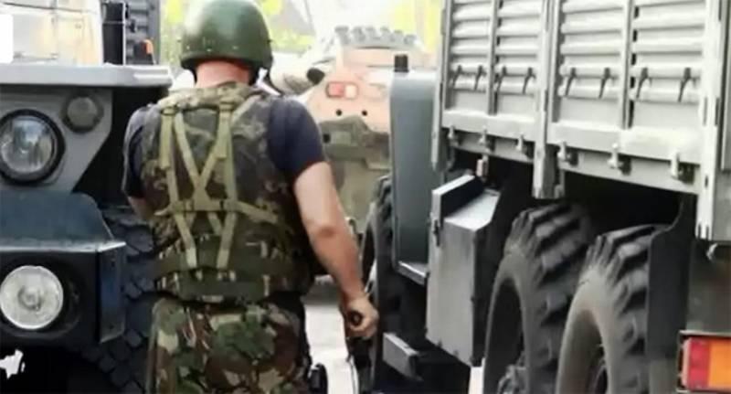В Нальчике началась контртеррористическая операция