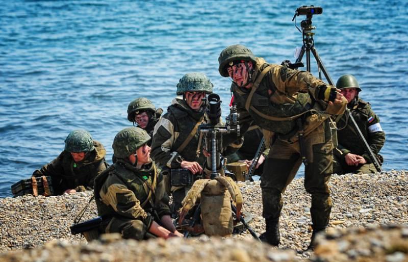 Подразделения морпехов из 7 стран примут участие в соревнованиях «Морской десант»