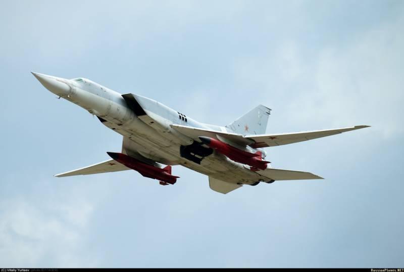 20 июня 1977 года первый полёт совершил дальний бомбардировщик Ту-22М3
