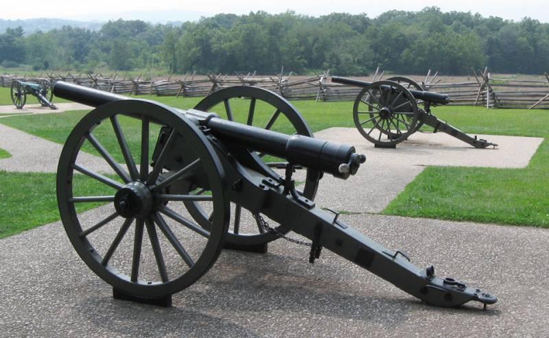 Пушки для снайперов