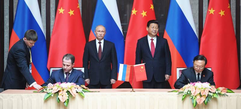 В РФ начата разработка тяжёлого двигателя для российско-китайского лайнера