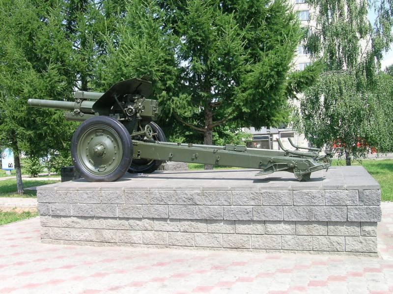 Проект легкого штурмового орудия М-392